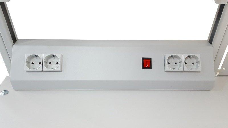 Панель электромонтажная